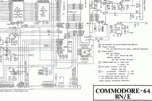 C64 Tech Products